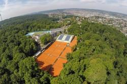 STG Geroksruhe Tennisclub Stuttgart - Luftaufnahme
