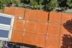 Tennisplätze Übersicht STG Stuttgart