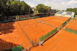 Tennisanlage STG Geroksruhe